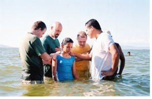 2008 Baptism pic
