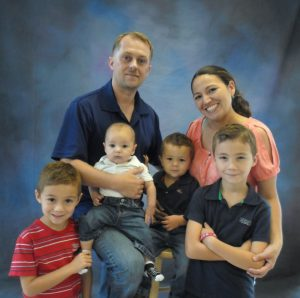 Mouser family photo - Sept 2013